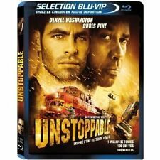 BLU RAY *** UNSTOPPABLE *** avec D.Washington, C.Pine