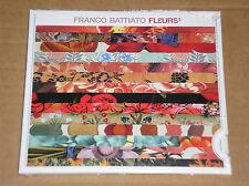 FRANCO BATTIATO - FLEURS 3 - CD SIGILLATO (SEALED)