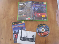 PGR Project Gotham Racing 2 - Xbox 1ere generation