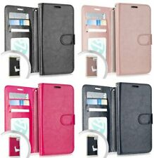 Samsung Galaxy Note 10 / Note 10+ Leather Card ID Wallet Case Diary Pouch Cover