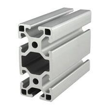 80/20 Inc TSlot 40mm x 80mm Aluminum Extrusion 40 Series 40-4080-Lite x 1220mm N