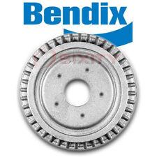 Bendix Brake Drum Rear New for Chevy Olds S10 Pickup S-10 BLAZER PDR0610
