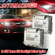 2Pcs For BMW 1 Series 128i D1S Xenon Headlight Ballast HID Control Unit 89034934