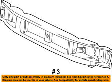 FORD OEM 02-06 Expedition Grille-Mount Panel 2L1Z8A284AA