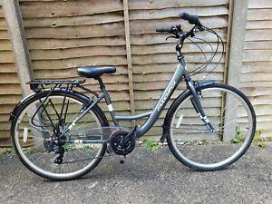 Muddyfox Ladies Bike Dutch Style 17 Frame Voyager 100