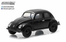 NEW! 1:64 GreenLight *BLACK BANDIT R12* 1938 VW Volkswagen Type 1 Beetle *NIP*
