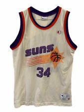 Vintage CHAMPION Charles Barkley PHOENIX SUNS 34 Jersey Size Medium  - Z05