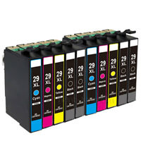 10 Tinten Patronen für Epson XP235 XP245 XP332 XP335 XP342 XP345 XP442 XP432 247