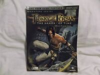 Prince of Persia: The Sands of Time Official Strategy Guide (Signature Series)