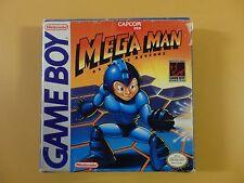 Mega Man Dr Wily's Revenge Nintendo Gameboy Game Boy Complete Megaman