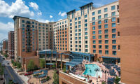 Wyndham National Harbor, Maryland - 2 BR  DLX  - Mar 21 - 25 (4 NTS)