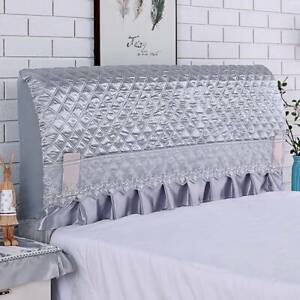 Bedding Headboard Cover Stretch Protector Dustproof Bed Head Slipcover