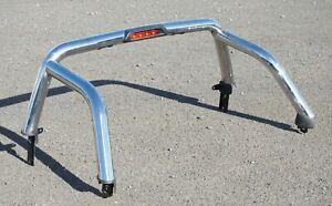 Genuine Ford Ranger Chrome sports bar with high level brake light and load light