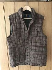 Polo Ralph Lauren Unisex Tweed Chaleco-Talla M