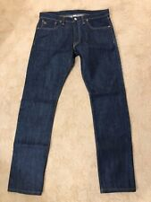 NWOT RRL Ralph Lauren mens jeans 36w x 34L made in USA