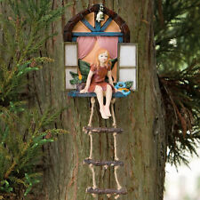Tree Sculpture Whimsical Statue Tree Hugger Garden Decoration Ornaments