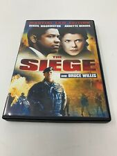 The Siege (DVD, 2007, Martial Law Edition, Widescreen)