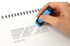 50pcs Ink Eraser for Erasable pen Rubber 50mm*20mm Cheaper than Pilot (Frixion)
