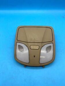 2011-2013 Hyundai Sonata Overhead Console Map Lights Door Light Switch