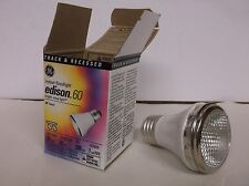 GE LIGHTING 60 PAR16/H/FL30 Halogen Floodlight (Case-6 bulbs)  (A46)