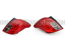 Pair Tail Lights Lamp Rear Bumper Taillight For Buick Encore 2013-2015