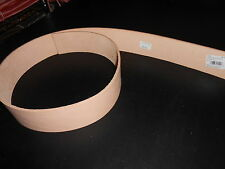 "NATURAL 2 1/2"" by 50"" LATIGO 8/9 0z TANDY LEATHER STRIP 4575-00."