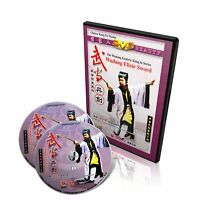 Wudang Esoteric Kung fu Series - Wu Dang Elixir Sword by You Xuande 2DVDs