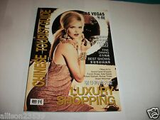CHINESE TOURIST GUIDE OF LAS VEGAS