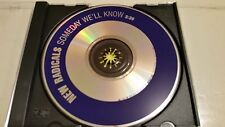 NEW RADICALS SOMEDAY WE'LL KNOW RARE OOP PROMO CD LIKE NEW FREE SHIPPING