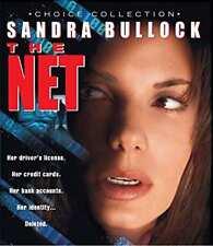 The Net Blu-Ray (1995) Sandra Bullock, Jeremy Northam,  Ray McKinnon Diane Baker