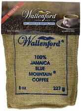 100 percent jamaica blue mountain coffee wallenford estate roasted beans 8 oz