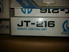 PIONEER JT-216 WIRED REMOTE CONTROL - VINTAGE - OLD TIMER - KEX - GEX