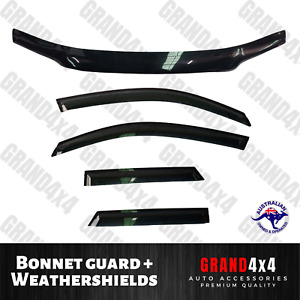 Bonnet Protector Weathershields for Ford Territory 2004-2011 SX SY Guard