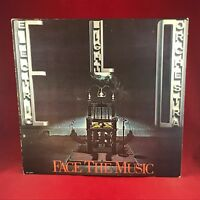 ELECTRIC LIGHT ORCHESTRA Face The Music UK Vinyl LP EXCELLENT CONDITION ELO   C