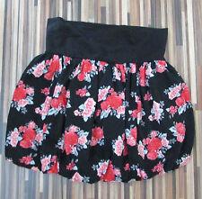 Atmosphere Floral Short/Mini Puffball, Tulip Women's Skirts