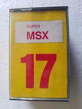 Msx SUPER msx n.17