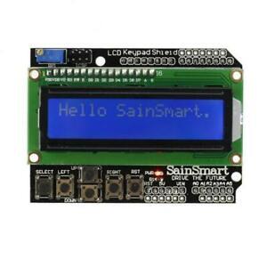 LCD Tastatur Schild für Arduino Duemilanove Uno Mega 2560 Mega 1280 65
