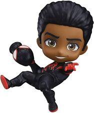 NEW Good Smile Company Nendoroid Miles Morales Spider Verse Edition DX Ver.
