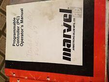 Marvel Saw Program Manual