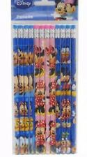 Disney Mickey Mouse,Mickey Mouse,Minnie Mouse,Goofy & Friends Set of 12 Pencils