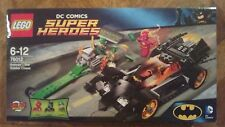 LEGO 76012 DC Comics Super Heroes Batman The Riddler Chase