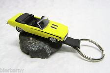 Schlüsselanhänger Chevrolet Camaro Cabrio 1:87 HO Schuco Unikat Selten RAR NEU