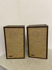 Vintage 1974 Original The Smaller ADVENT Loudspeaker Speakers
