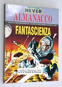 NATHAN NEVER ALMANACCO DELLA FANTASCIENZA n. 3 Sergio Bonelli Editore 1995