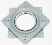 """Lazy Susan Bearing Turntable Swivel Plate Rotating Table Square 4"""" 135KG Load"""