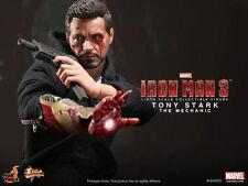 1/6 Hot Toys Marvel Iron Man 3 Mms209 Tony Stark Vest Loose Figure Us.