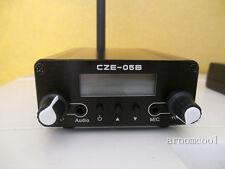 0.5W CZE-05B Stereo PLL FM Radio Broadcast Station Transmitter + Antenna +Power