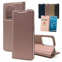 For Samsung S20/A91/A71/A51/A70/A50/A30/A20e Leather Card Wallet Flip Case Cover