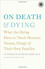 On Death and Dying-Elisabeth Kubler-Ross