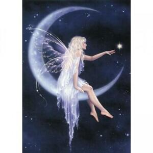 BIRTH OF A STAR - by Rachel Anderson, BLANK GREETING CARD